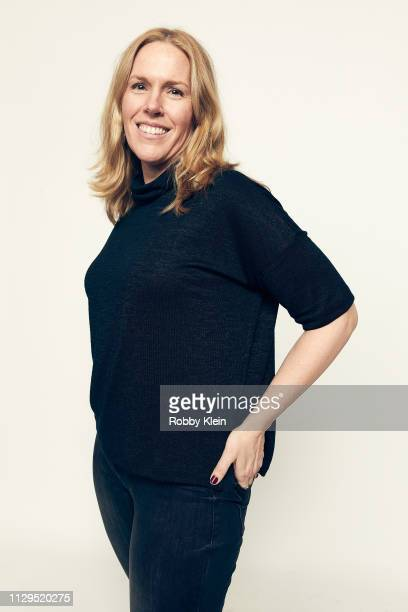 Director Jenna Ricker of the film 'Qualified' poses for a portrait at the 2019 SXSW Film Festival Portrait Studio on March 9 2019 in Austin Texas