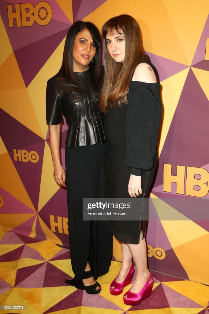 HBO's Official Golden Globe Awards After Party - Arrivals