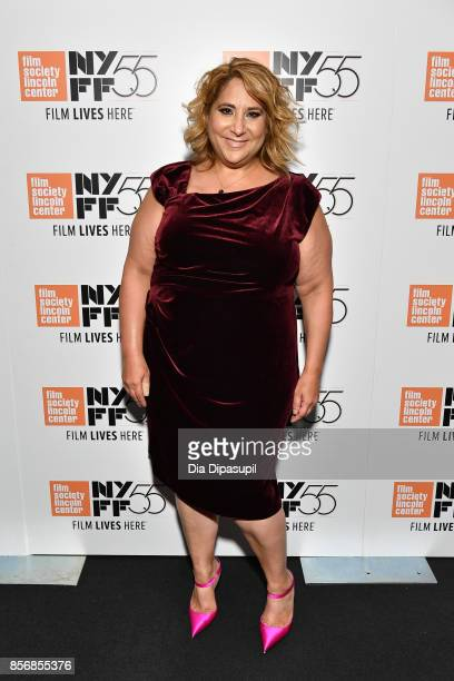 Director Jennifer Lebeau attends a screening of Trouble No More during the 55th New York Film Festival at The Film Society of Lincoln Center Walter...