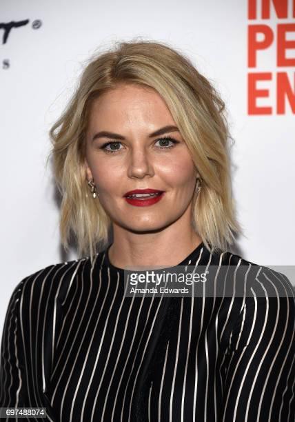 Director Jennifer Morrison attends the 2017 Los Angeles Film Festival 'Sun Dogs' premiere at the ArcLight Santa Monica on June 18 2017 in Santa...
