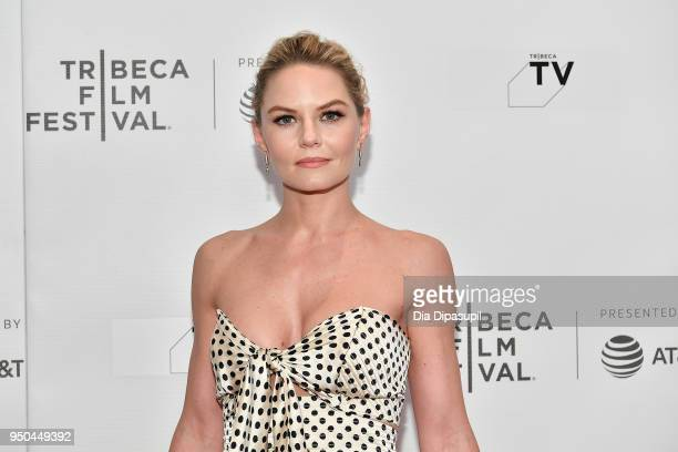 Director Jennifer Morrison attends the screening of 'Fabled' at Tribeca TV Indie Pilots during the 2018 Tribeca Film Festival at Cinepolis Chelsea on...