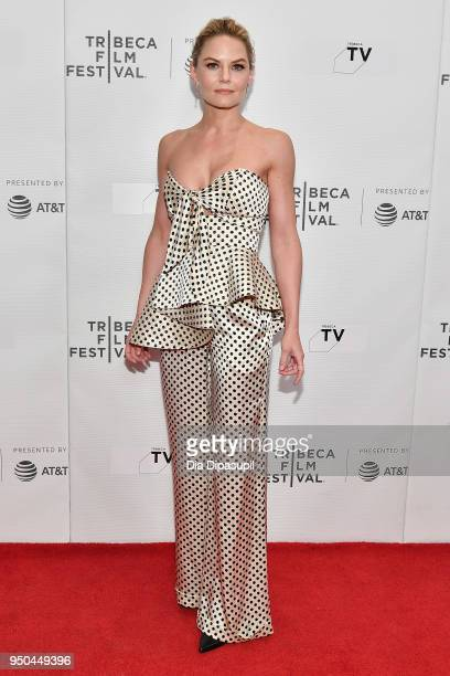 Director Jennifer Morrison attends the screening of Fabled at Tribeca TV Indie Pilots during the 2018 Tribeca Film Festival at Cinepolis Chelsea on...
