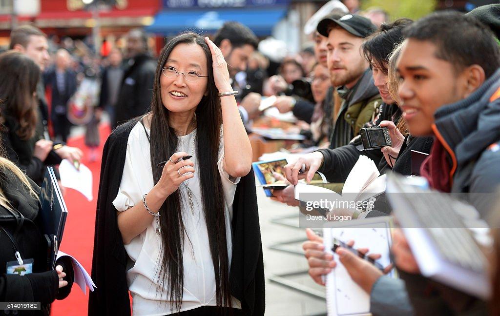 """Kung Fu Panda 3"" European Premiere - VIP Arrivals"