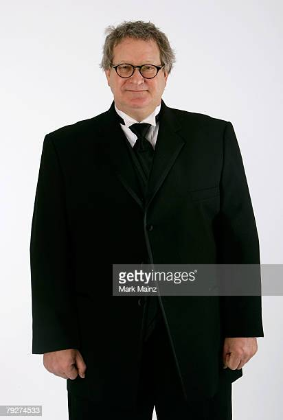 Director Jeremiah S Chechik poses for a portrait during the 60th annual DGA Awards held at the Hyatt Regency Century Plaza Hotel on January 26 2008...