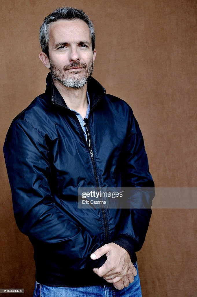 Director Jerome Salle is photographed for Self Assignment on September 23 2016 in San Sebastian, Spain.