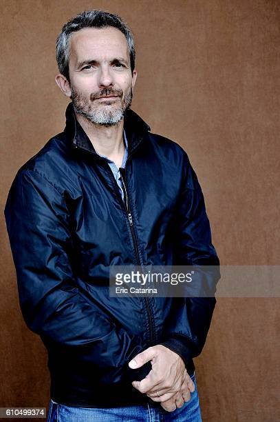 Director Jerome Salle is photographed for Self Assignment on September 23 2016 in San Sebastian Spain