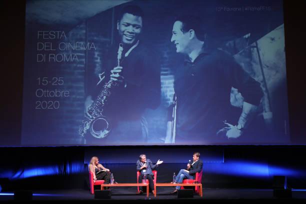 ITA: The Reason I Jump Press Conference - 15th Rome Film Festival 2020