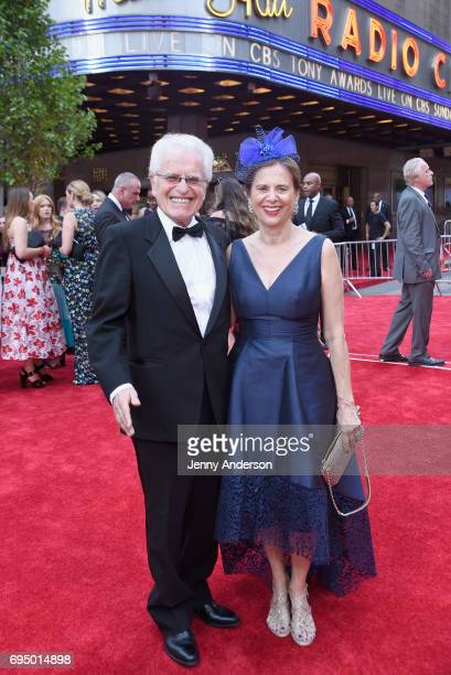 Director Jerry Zaks attends the 2017 Tony Awards at Radio City Music Hall on June 11 2017 in New York City