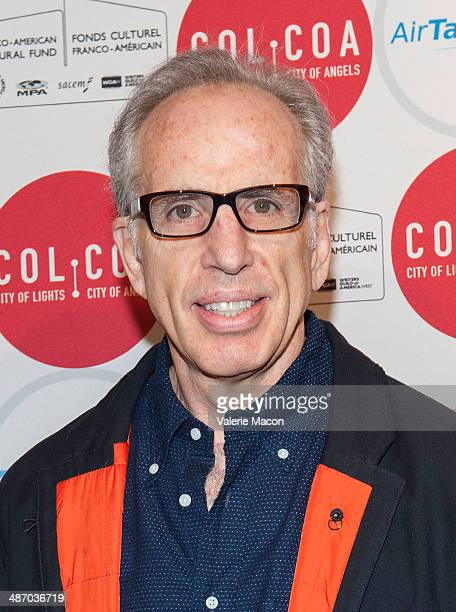 Director Jerry Zucker attends the 18th Annual City Of Lights City Of Angels Film Festival at Directors Guild Of America on April 26 2014 in Los...