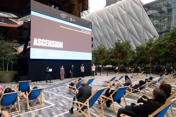 "NY: ""Ascension"" Premiere - 2021 Tribeca Festival"