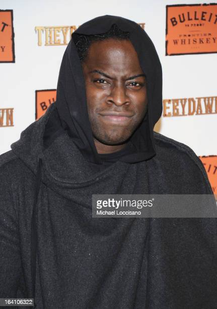Director Jeymes Samuel attends the They Die By Dawn New York Screening on March 19 2013 in New York City
