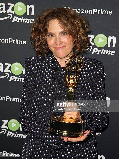 Director Jill Soloway attends Amazon Video's 67th Primetime Emmy Celebration at The Standard Hotel on September 20 2015 in Los Angeles California
