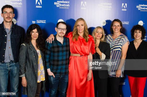 Director Jim Hosking director Debra Granik director Ari Aster actress Toni Collette director Crystal Moselle director Amy Adrion and director...