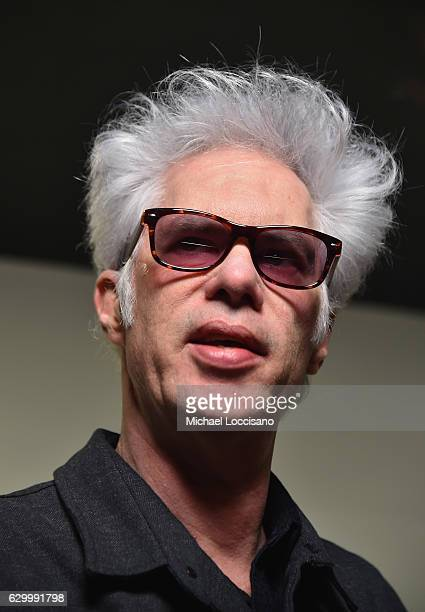 "Director Jim Jarmusch attends the New York screening of ""Paterson"" at Landmark Sunshine Cinema on December 15, 2016 in New York City."