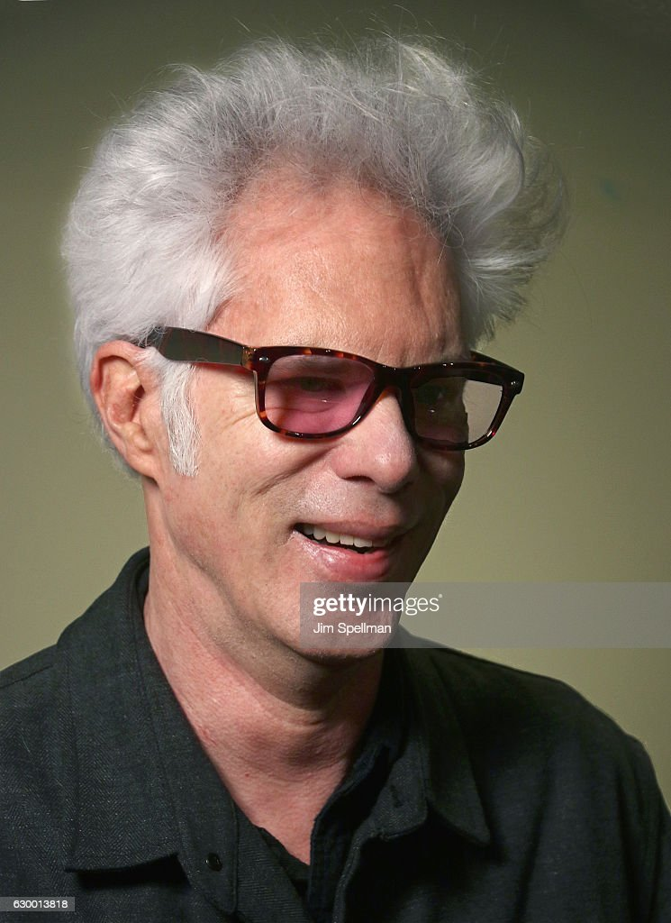 Director Jim Jarmusch attends the 'Paterson' New York screening at Landmark Sunshine Cinema on December 15, 2016 in New York City.