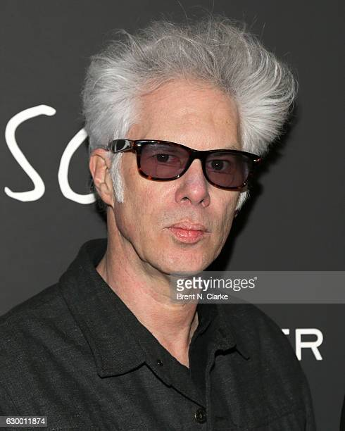 "Director Jim Jarmusch attends the ""Paterson"" New York screening held at the Landmark Sunshine Cinema on December 15, 2016 in New York City."