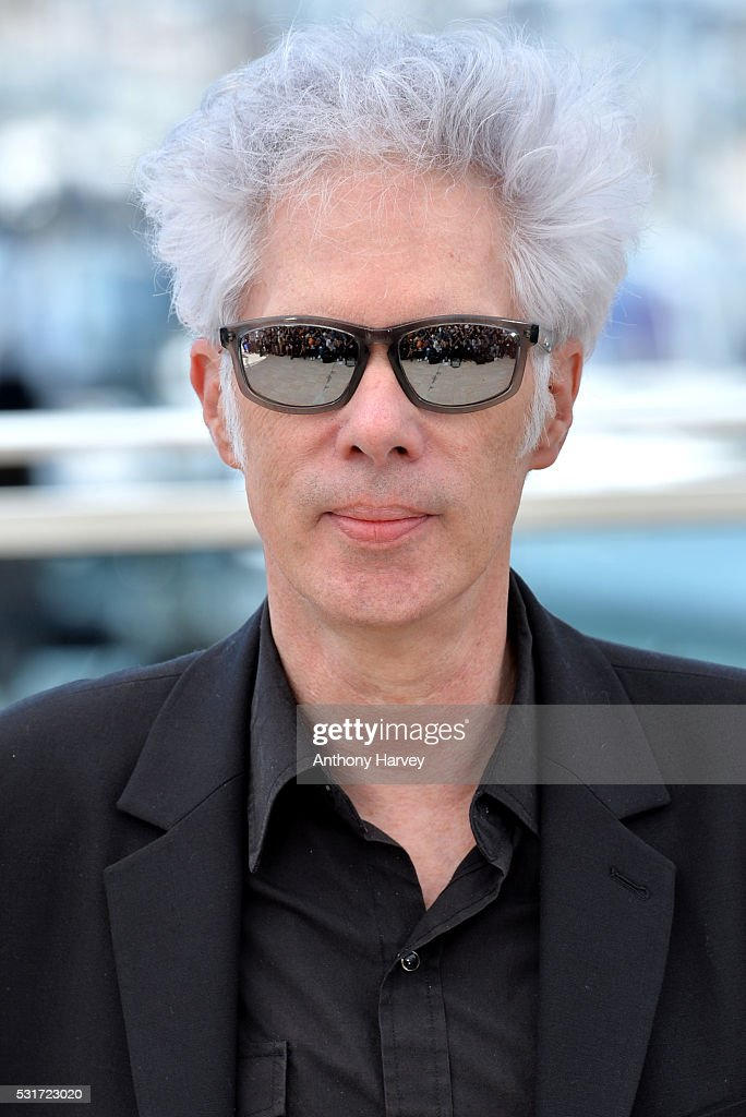 Director Jim Jarmusch attends the 'Paterson' photocall during the 69th annual Cannes Film Festival at the Palais des Festivals on May 16, 2016 in Cannes, France.