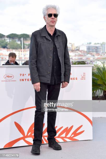 "Director Jim Jarmusch attends the photocall for ""The Dead Don't Die"" during the 72nd annual Cannes Film Festival on May 15, 2019 in Cannes, France."