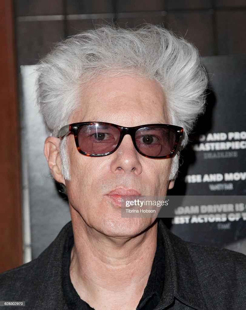 Director Jim Jarmusch attends the Screening of Amazon Studios 'Paterson' at the Vista Theatre on December 6, 2016 in Los Angeles, California.