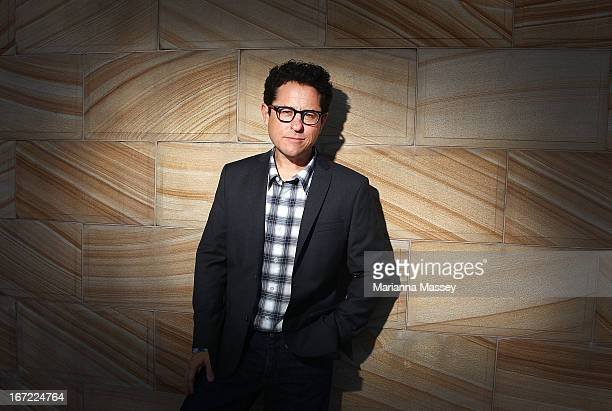 Director JJ Abrams at the Star Trek Into Darkness photo call on April 23 2013 in Sydney Australia