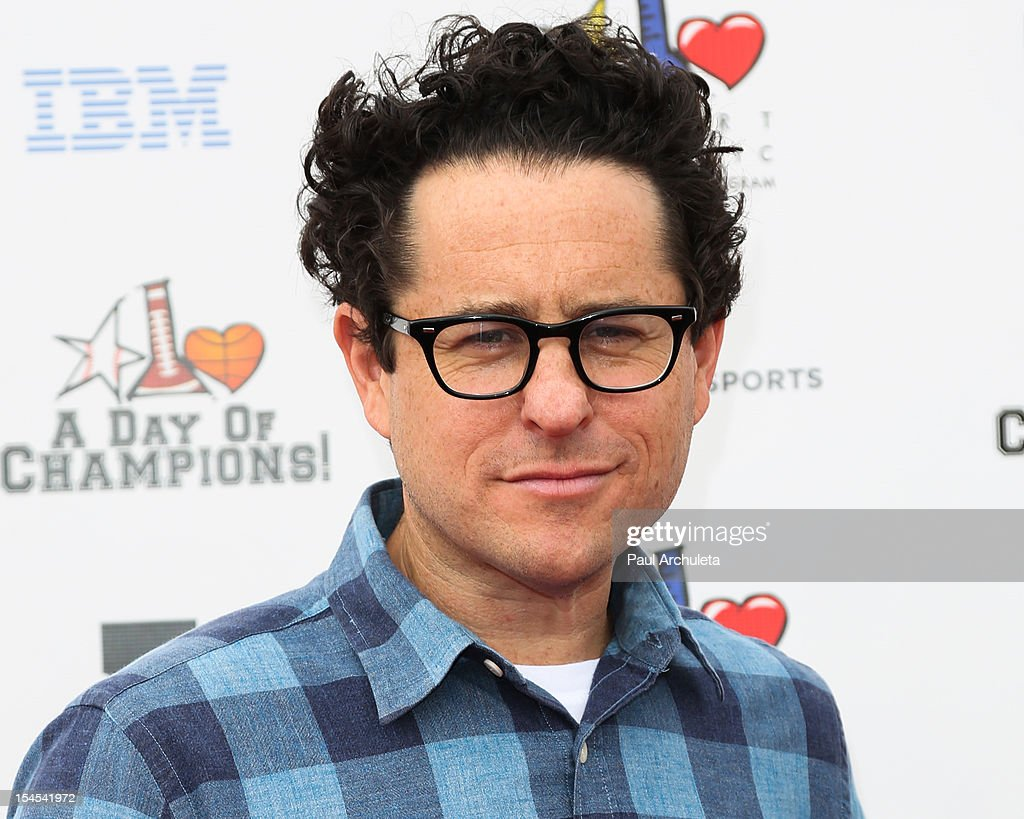 Director JJ Abrams attends 'A Day Of Champions' benefiting the Bogart Pediatric Cancer Research Program at the Sports Museum of Los Angeles on October 21, 2012 in Los Angeles, California.