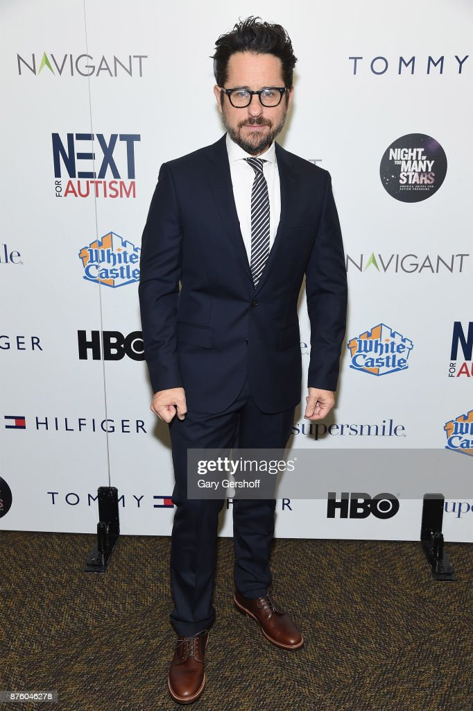 Director J.J. Abrams attends HBO's Night Of Too Many Stars: America Unites For Autism Programs at The Theater at Madison Square Garden on November 18, 2017 in New York City.
