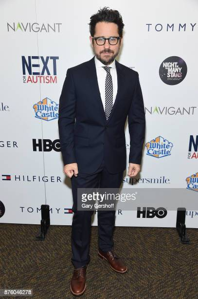 Director JJ Abrams attends HBO's Night Of Too Many Stars America Unites For Autism Programs at The Theater at Madison Square Garden on November 18...