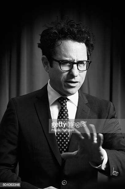 Director JJ Abrams attends The 16th Annual AFI Awards at Four Seasons Hotel Los Angeles at Beverly Hills on January 8 2016 in Beverly Hills California