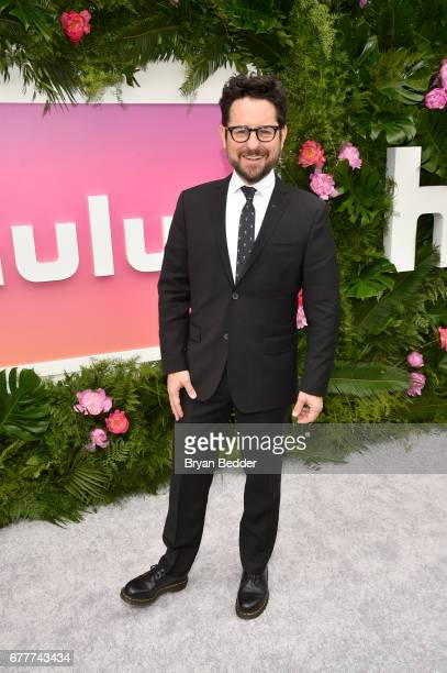Director JJ Abrams attends the Hulu Upfront Brunch at La Sirena Ristorante on May 3 2017 in New York City