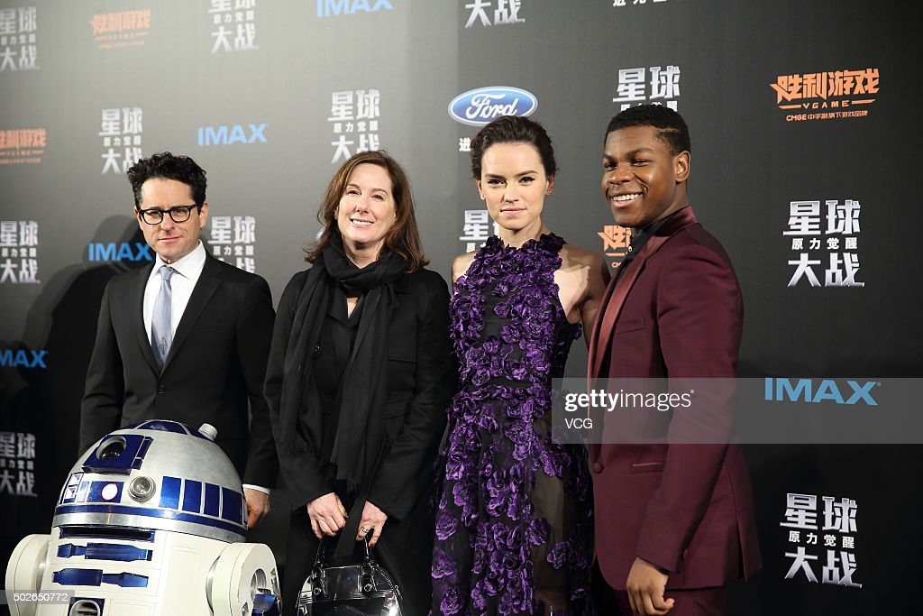 """Star Wars: The Force Awakens"" Shanghai Premiere"