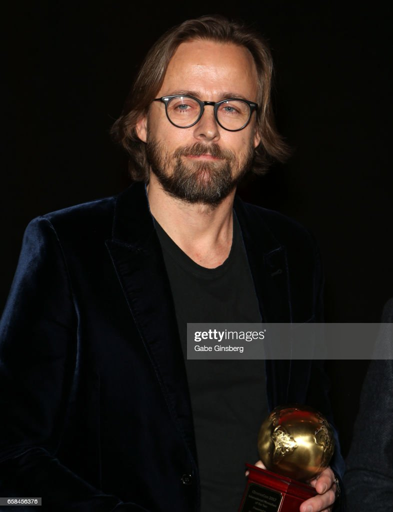 Director Joachim Ronning, co-recipient of the International Filmmakers of the Year award for the movie 'Pirates of the Caribbean: Dead Men Tell No Tales,' attends the International Day Lunch durng CinemaCon at Caesars Palace on March 27, 2017 in Las Vegas, United States.