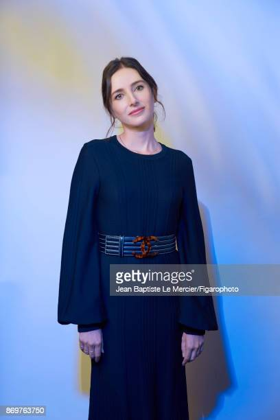 Director Joan Chemla is photographed for Madame Figaro on September 15 2017 at the Toronto Film Festival in Toronto Ontario PUBLISHED IMAGE CREDIT...