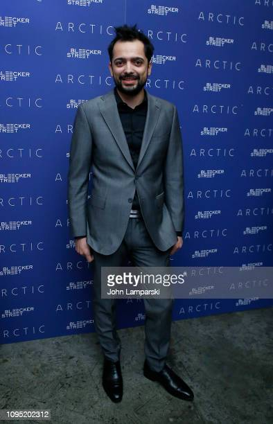 Director Joe Penna attends 'Arctic' New York Screening at Metrograph on January 16 2019 in New York City
