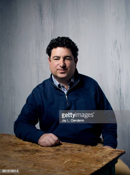 Director Joe Piscatella from the documentary film Joshua Teenager vs Superpower is photographed at the 2017 Sundance Film Festival for Los Angeles...