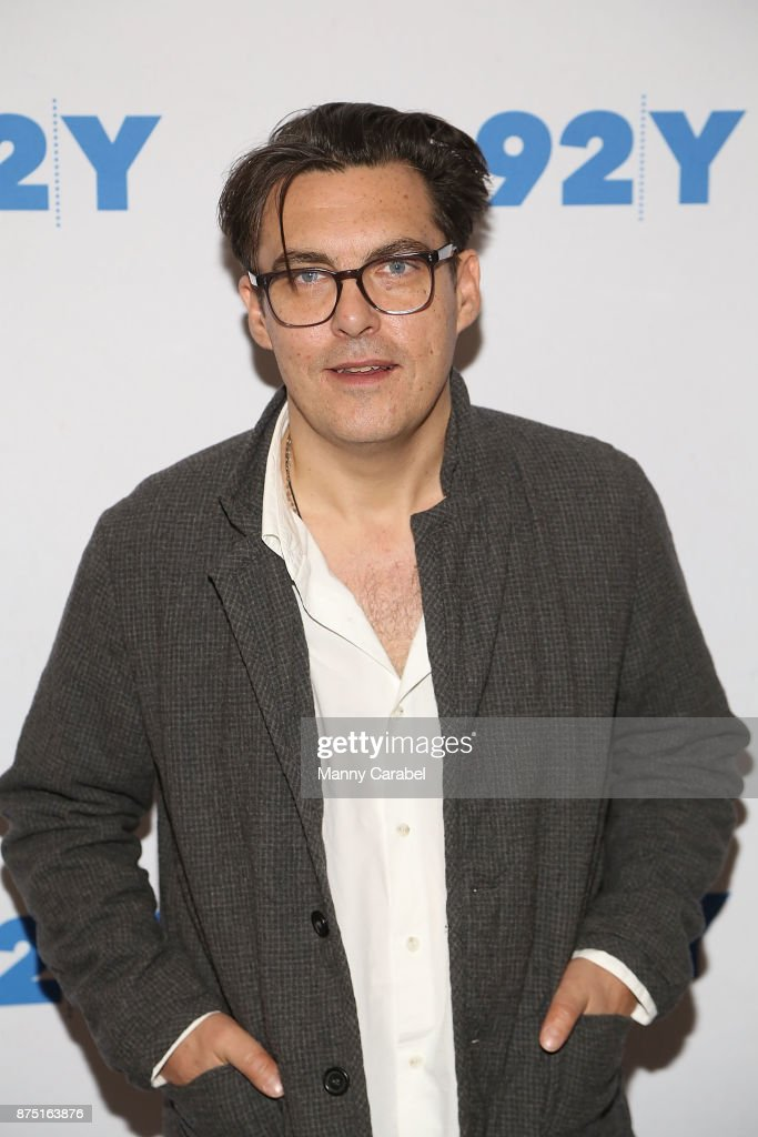 Director Joe Wright attends 92nd Street Y Preview Screening of 'Darkest Hour' with Gary Oldman at 92nd Street Y on November 16, 2017 in New York City.