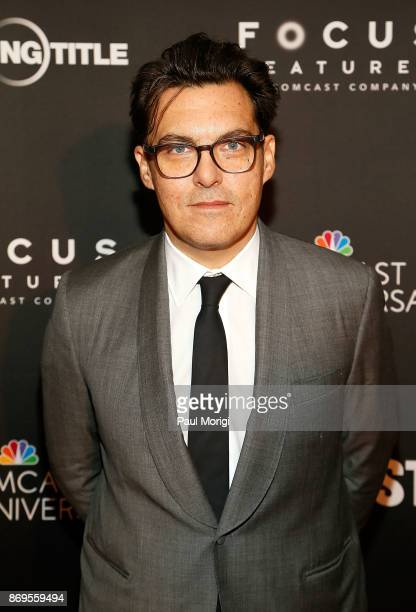 Director Joe Wright attends a DC special screening of Darkest Hour with Gary Oldman and Director Joe Wright at the US Navy Memorial on November 2...