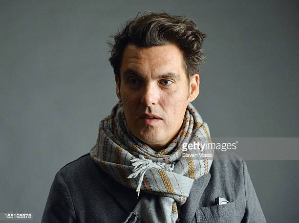 Director Joe Wright attends An Evening with Joe Wright at The Film Society of Lincoln Center on November 1 2012 in New York City