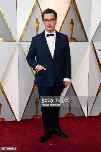 Director Joe Wright attends the 90th Annual Academy Awards at Hollywood Highland Center on March 4 2018 in Hollywood California