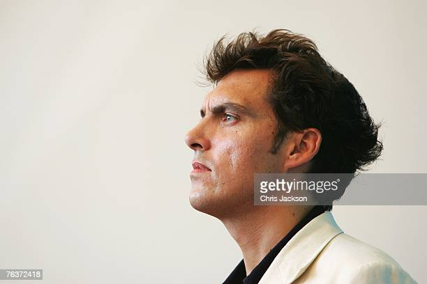 Director Joe Wright attends the Atonement photocall during Day 1 of the 64th Annual Venice Film Festival on August 29 2007 in Venice Italy