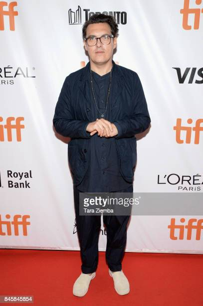Director Joe Wright attends the 'Darkest Hour' premiere during the 2017 Toronto International Film Festival at Roy Thomson Hall on September 11 2017...