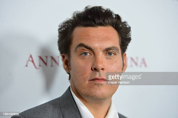 Director Joe Wright attends the premiere of Focus Features' Anna Karenina held at ArcLight Cinemas on November 14 2012 in Hollywood California