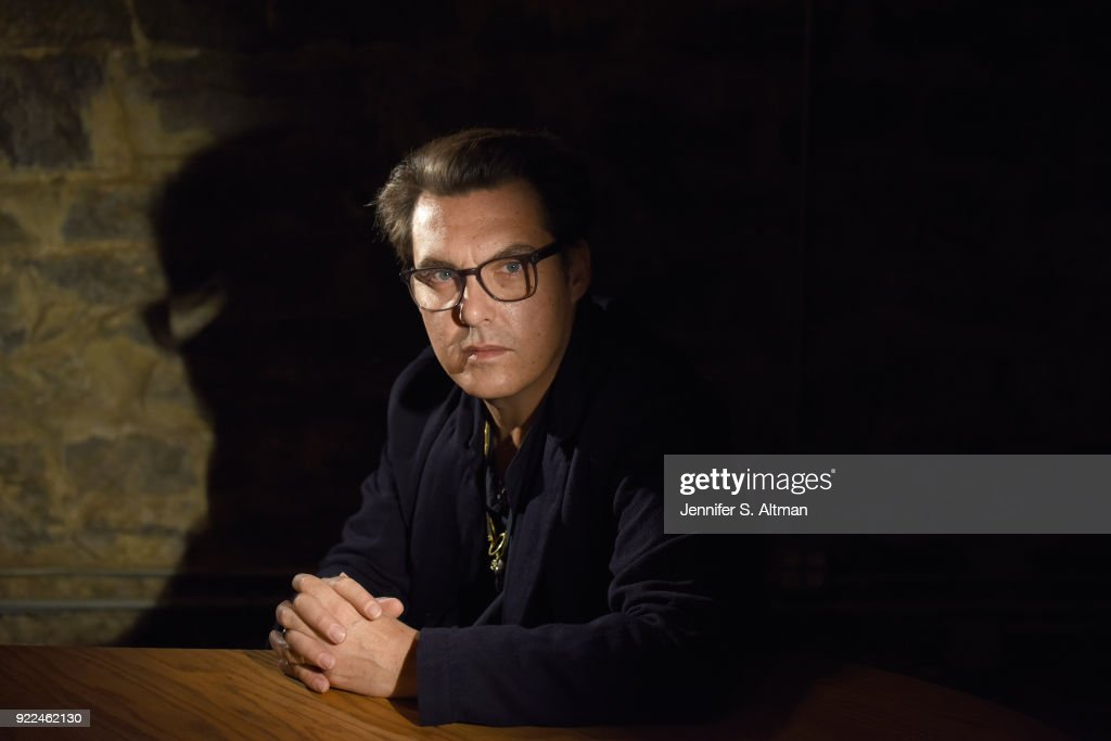 Director Joe Wright is photographed for Los Angeles Times on October 11, 2017 in New York City. PUBLISHED
