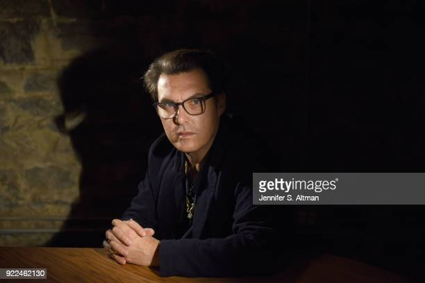 Director Joe Wright is photographed for Los Angeles Times on October 11 2017 in New York City PUBLISHED IMAGE