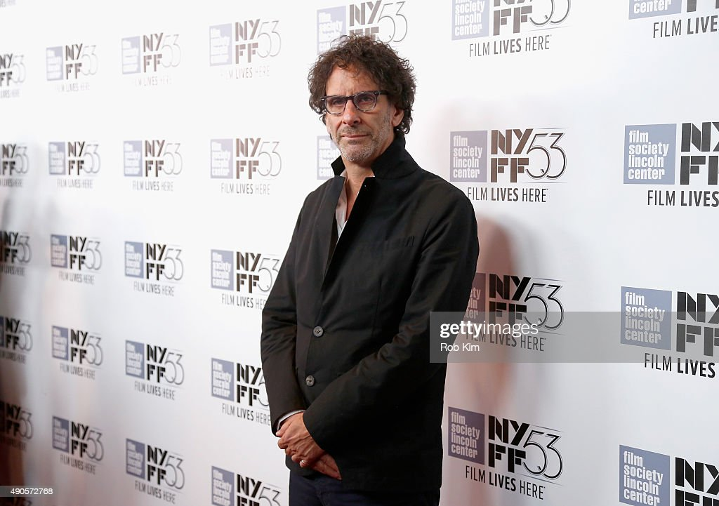 Director Joel Coen attends the 15th anniversary screening of 'O Brother, Where Art Thou?' during the 53rd New York Film Festival at Alice Tully Hall on September 29, 2015 in New York City.