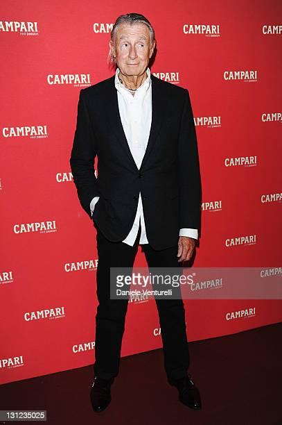 Director Joel Schumacher attends a Campari event during the 6th International Rome Film Festival at Auditorium Parco Della Musica on November 3 2011...