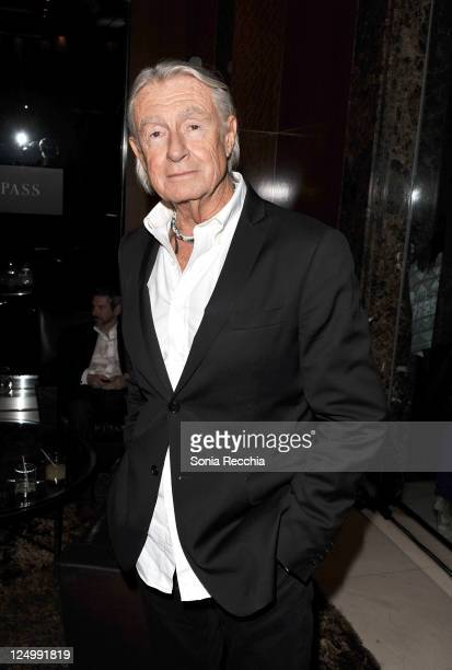 Director Joel Schumacher attends the Trespass After Party held at Soho Metropolitan Hotel during the 2011 Toronto International Film Festival on...