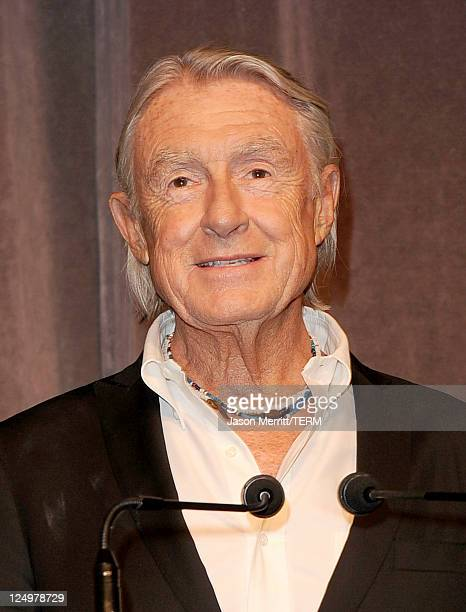 Director Joel Schumacher attends Trespass Premiere at Roy Thomson Hall during the 2011 Toronto International Film Festival on September 14 2011 in...
