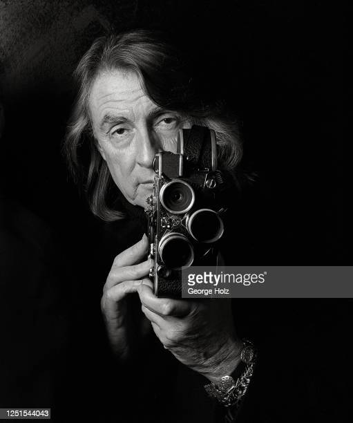 Director Joel Schumacher is photographed for Premiere US Magazine on January 4 1999 in New York City