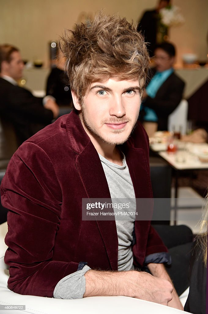 Director Joey Graceffa attends the PEOPLE Magazine Awards at The Beverly Hilton Hotel on December 18, 2014 in Beverly Hills, California.