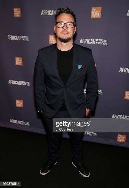 Director John Barker attends the opening night of the 25th African Film Festival at Walter Reade Theater on May 16 2018 in New York City